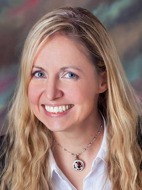 Amanda Jenkins, Vice Chair