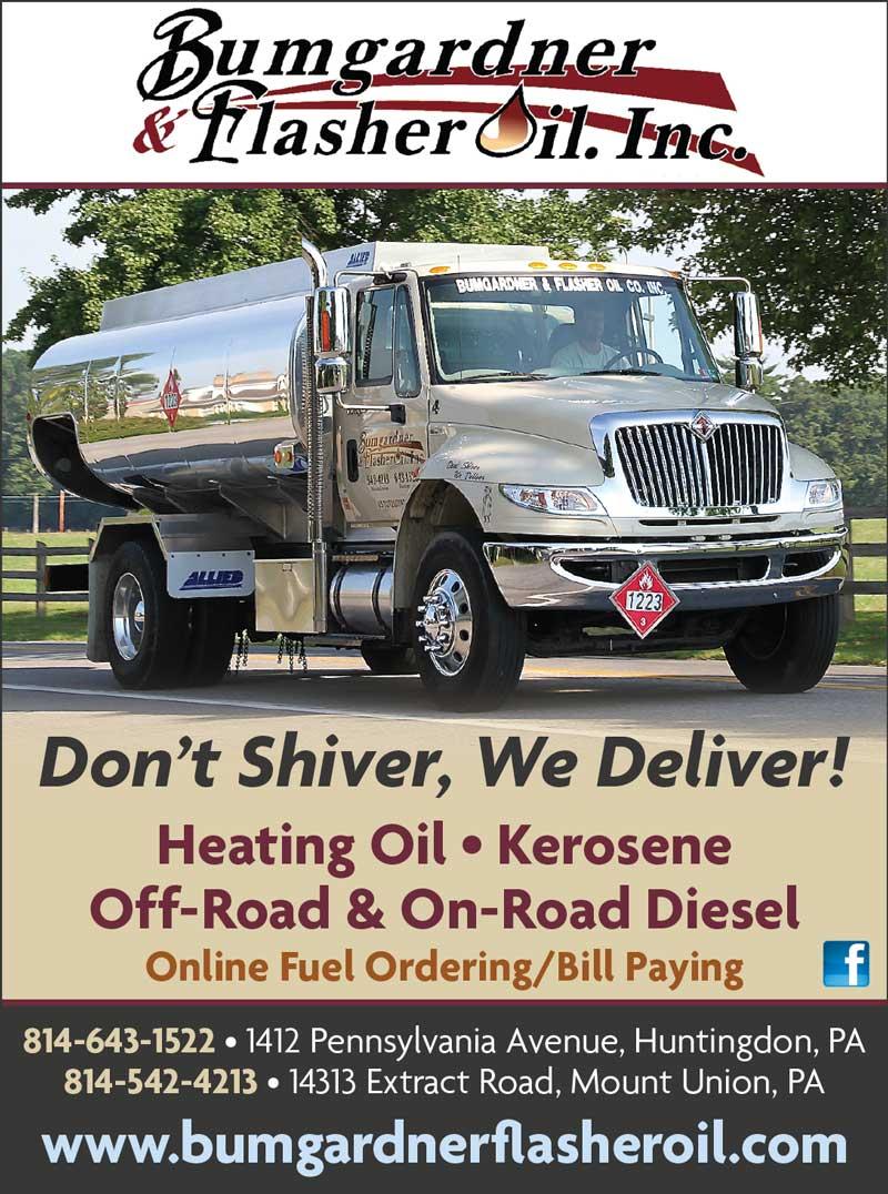 "<center>Bumgardner & Flasher Oil, Inc. | <b><a href=""http://www.bumgardnerflasheroil.com"" target=""_blank"" rel=""noopener noreferrer"">CLICK HERE to view the website</a></b></center>"