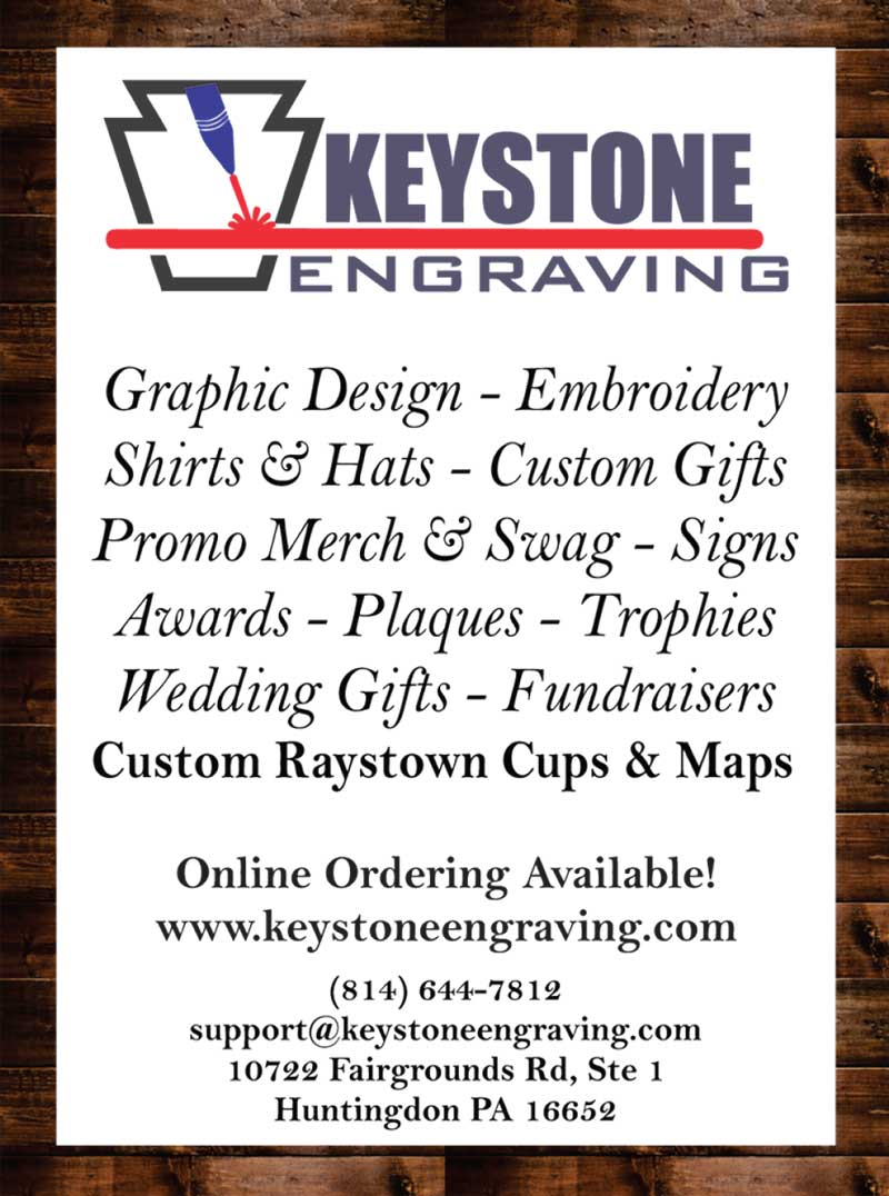 """<center>Keystone Engraving 