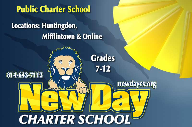 """<center>New Day Charter School 