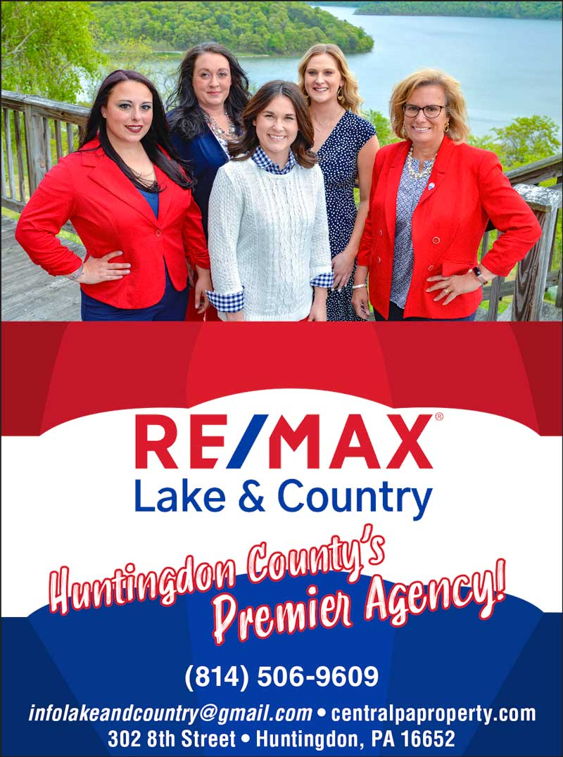 """<center>Remax Lake & Country 