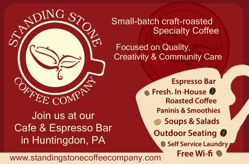 """<center>Standing Stone Coffee Company 