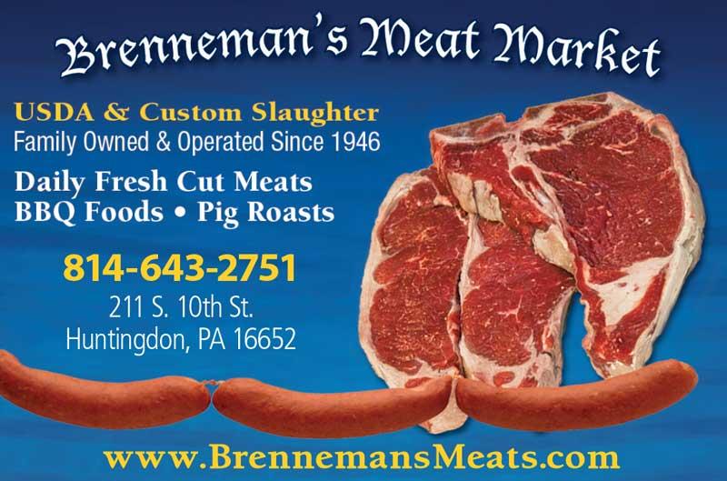 "<center>Brenneman's Meat Market | <b><a href=""https://brennemansmeats.com"" target=""_blank"" rel=""noopener noreferrer"">CLICK HERE to view the website</a></b></center>"