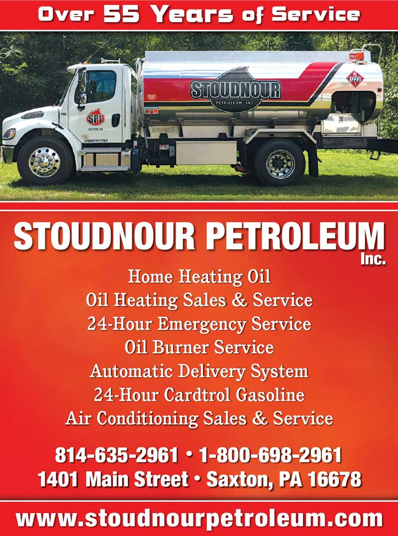 """<center>Stoudnour Petroleum Inc. 